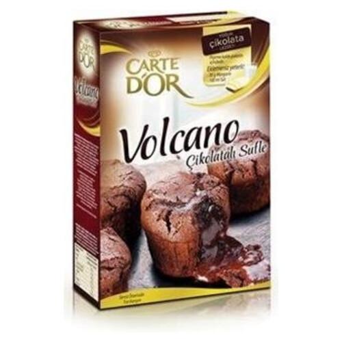 Carte Dor Volcano Çikolatalı Sufle