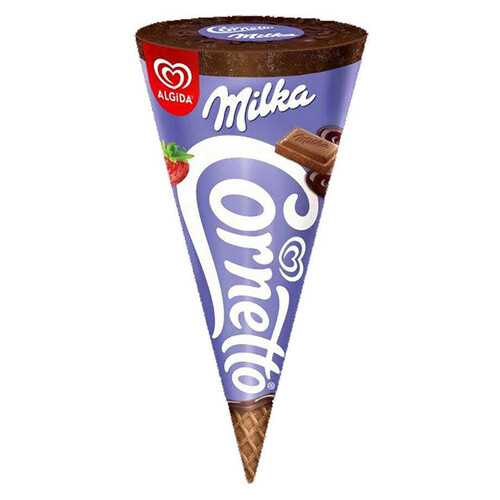 Cornetto Disc Milka 140 Ml.