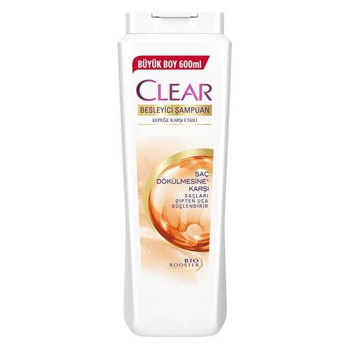 Clear Şampuan Saç Dökülmesine Karşı 600 Ml