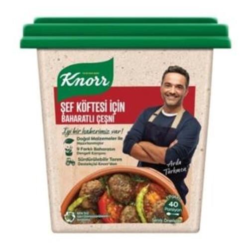 Knorr Şef Köftesi Baharat Cesni 110 Gr