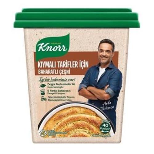 Knorr Kıymalı Tarifler Baharat Cesni 110 Gr