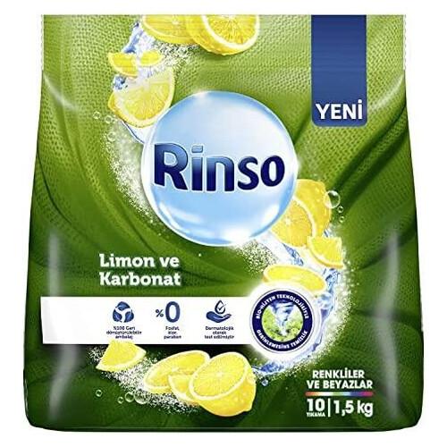 Rinso Matik Limon Karbonat 1500gr.