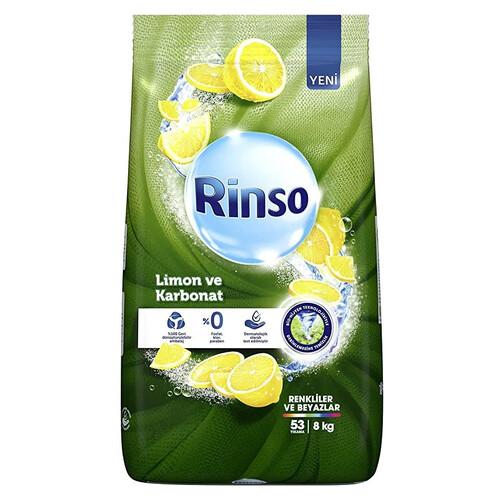 Rınso Matık Toz Lımon Karbont 8000 G