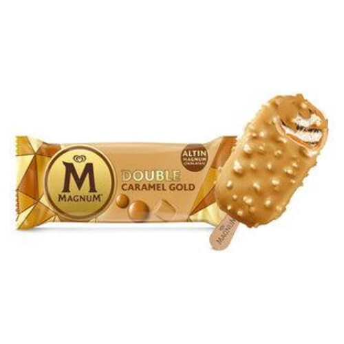 Magnum Double Caramel Gold 90 Ml