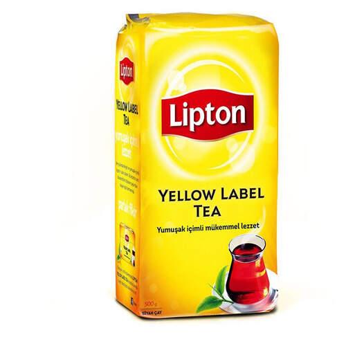 Lipton Yellow Label Çay 500 Gr.