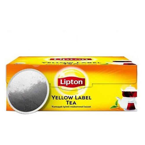 Lipton Yellow Label Çay Demlik Poşet 153 Gr.
