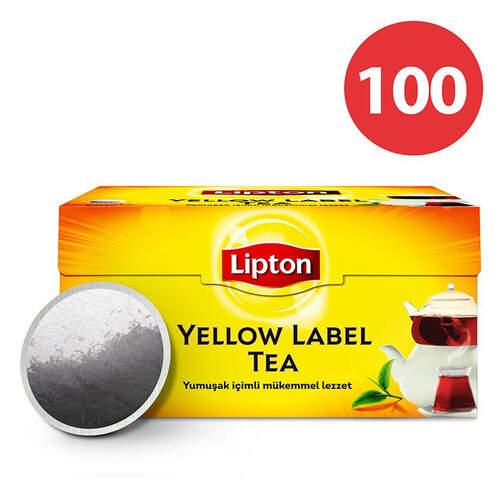 Lipton Yellow Label Poşet Çay Demlik 320 Gr.