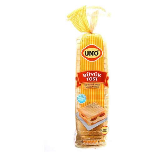 Uno Büyük Tost Ekmeği 670 Gr.