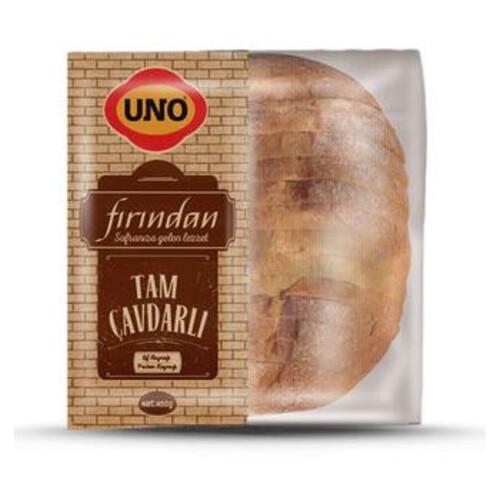 Uno Fırından Çavdar Ekmeği 450 G