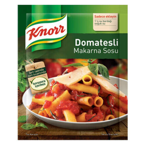 Knorr Domatesli Makarna Sosu 45 Gr.