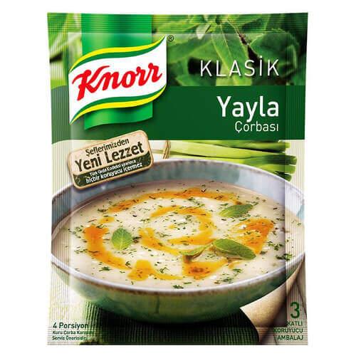Knorr Çorba Klasik Yayla 74 Gr.