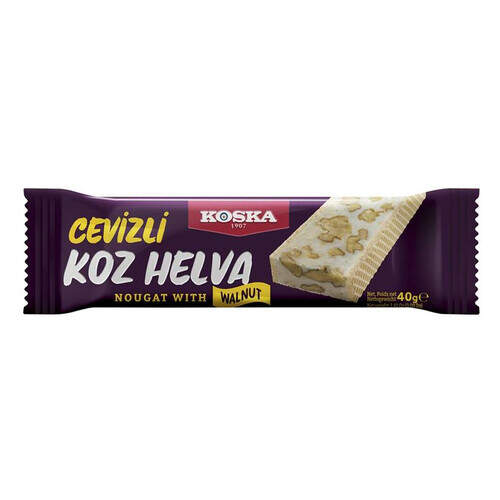 Koska Koz Helva Cevizli 40gr.