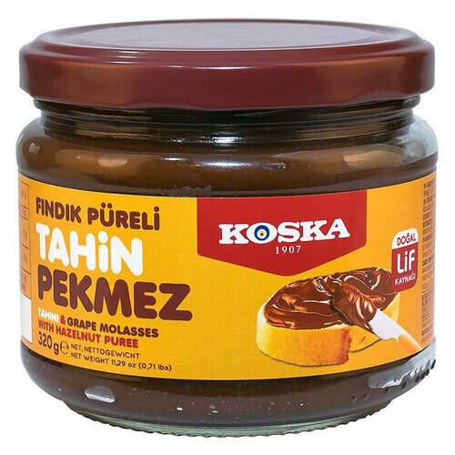 Koska Fındık Purelı Tahın Pekmez 320gr.