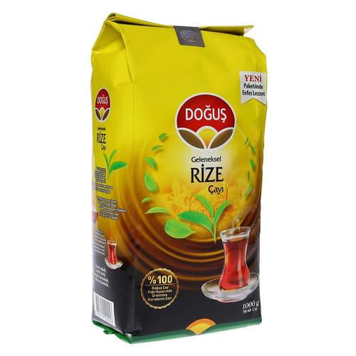 Doğuş Çay Rize Sarı 1000 Gr.