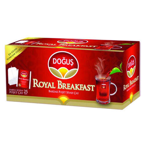 Doğuş Royal Breakfast 25'li 50 Gr.