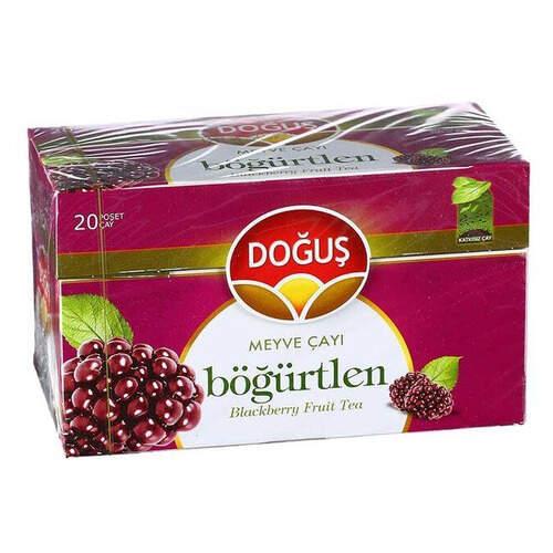 Doğuş Bitki Çayı Böğürtlen Meyve Çayı 40 Gr.