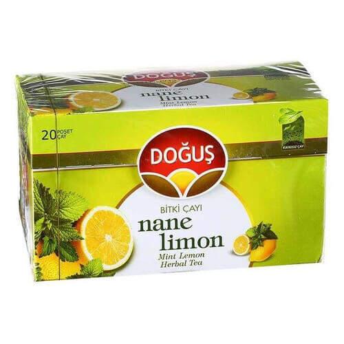 Doğuş Bitki Çayı Nane-limon 40 Gr.