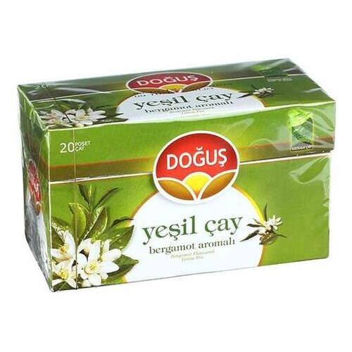 Doğuş Bitki Çayı Yeşil Bergamotlu Çay 35 Gr.