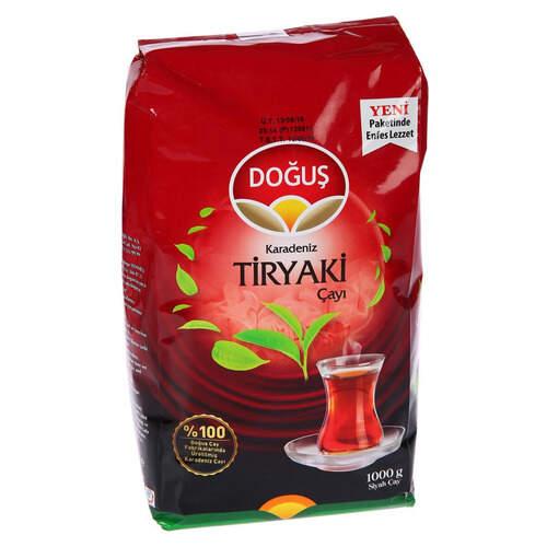 Doğuş Çay Tiryaki 1000 Gr.