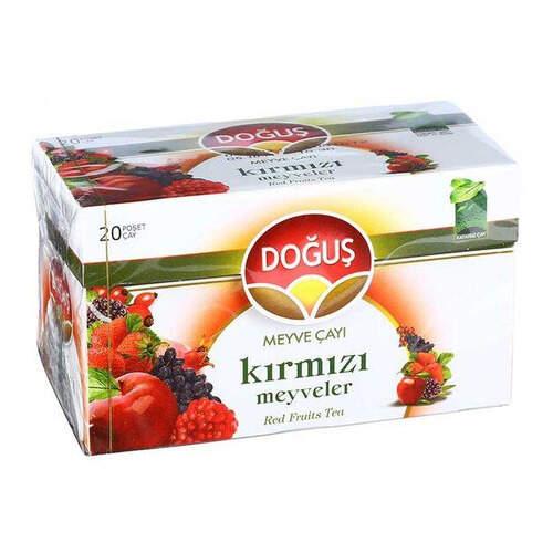 Dogus Bitki Çayi Kirmizi Meyveler 40 Gr.