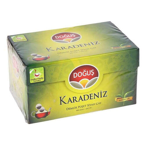 Doğuş Çay Karadeniz Demlik Poşet 320 Gr.