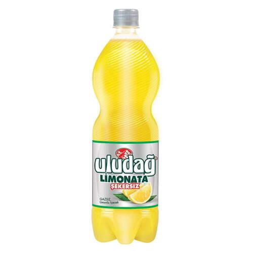 Uludağ Limonata Şekersiz 1 Lt.