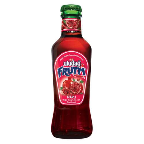 Uludağ Frutti Nar Aromalı 200 Ml.