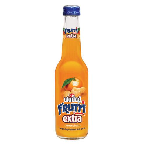 Uludağ Frutti Mandalina Aromalı 250 Ml.
