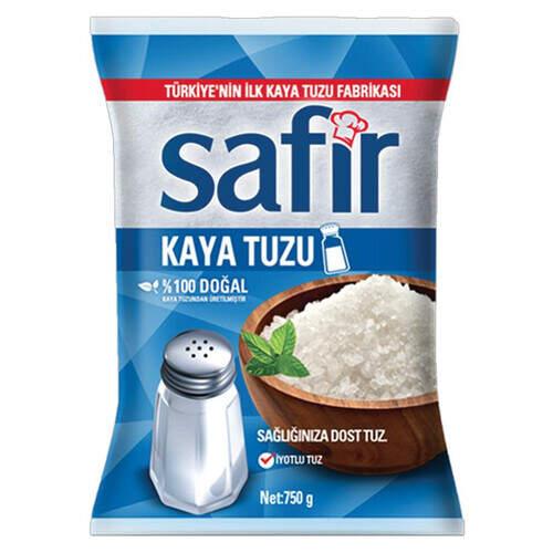 Safir Tuz 750 Gr.