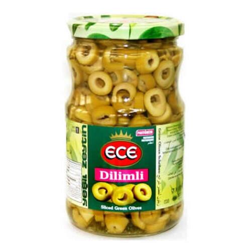 Ece Dilim Yeşil Zeytin 720 Cc.