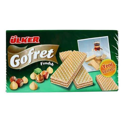 Ülker Fındıklı Gofret 220 Gr.