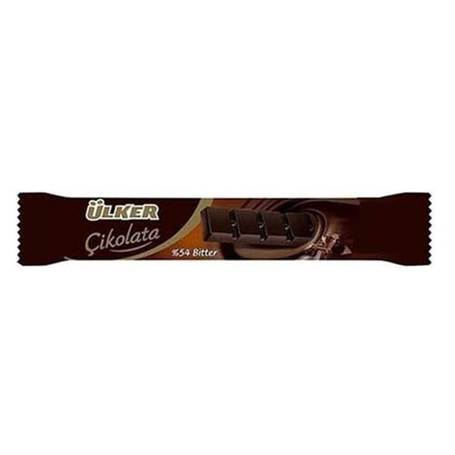 Ülker Bitter Çikolata Stick 17 Gr