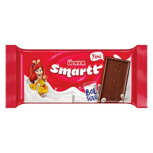 Ülker Smartt Bol Sütlü Çikolata 8gr.