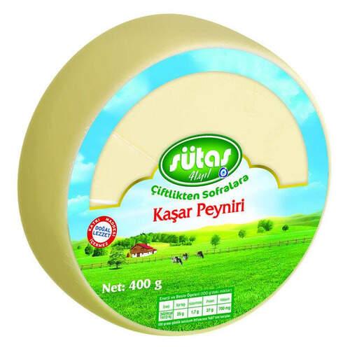 Sütaş Kaşar Peyniri 400 Gr.