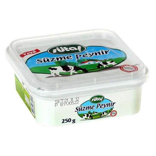 Sütas Süzme Peynir 250 Gr.