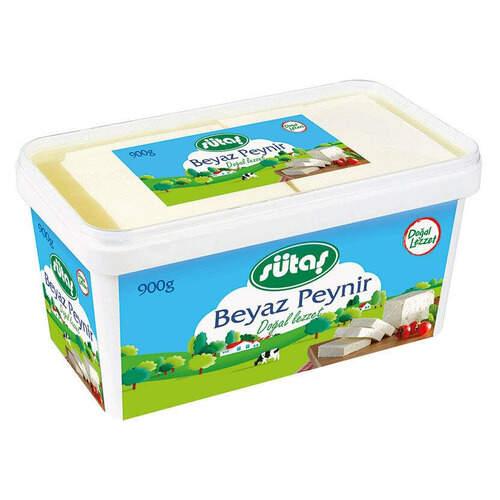 Sütaş Tam Yağlı Beyaz Peynir 900 Gr.