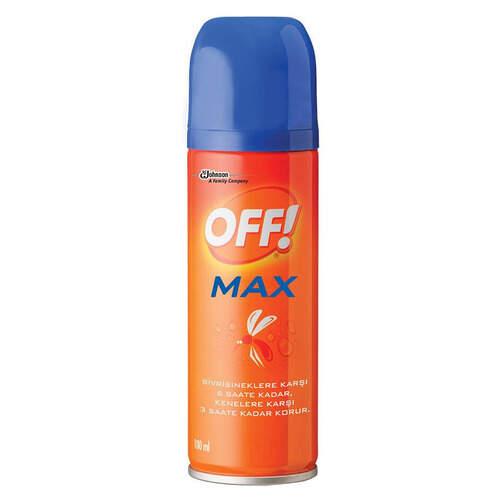 Off! Aqua Pump Sprey 100 Ml.