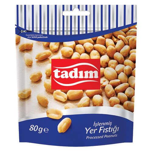 Tadim Favori Yer Fistigi Islenmis 80 Gr.
