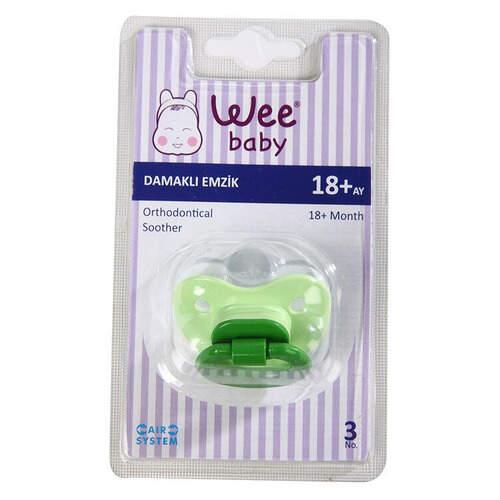 Weebaby 109 Damaklı Emzik No.3