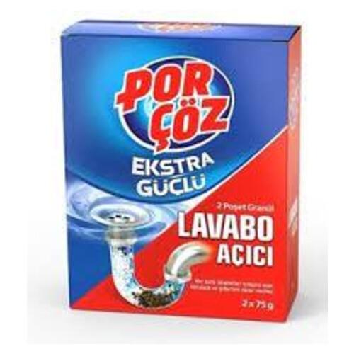 Porçöz Lavabo Açıcı 140 Gr.