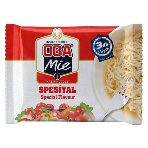 Oba Mie 75gr.hazır Noodle Spesiyal