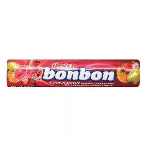 Ülker Meyveli Bonbon Rulo Şeker 32,5 Gr.