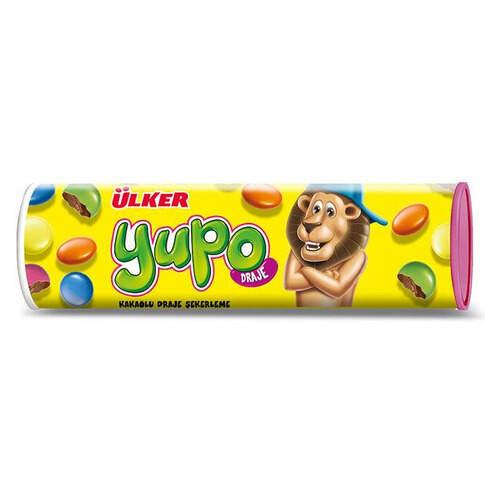 Ülker Yupo Tüp Draje 20 Gr.