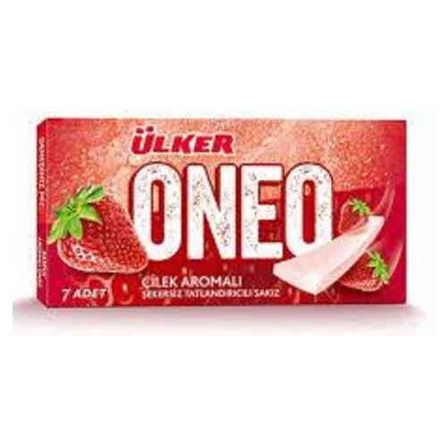 Ülker Çilek Oneo Slims 14 Gr.