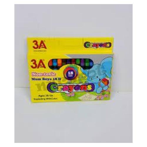 Crayons 18lik Mum Boya