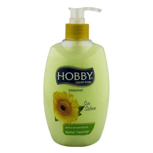 Hobby Bahar Tazeliği Sıvı Sabun 400 Ml.