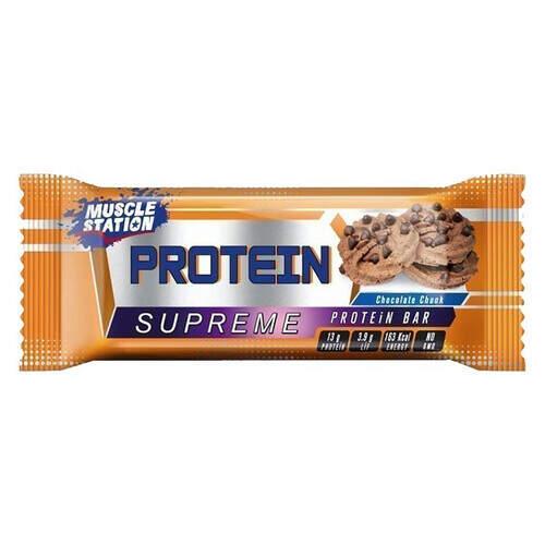 Musclestatıon Supreme Protein Chocolate Chunk 40gr.
