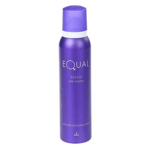 Equal Deodorant Women Sense 150 Ml.