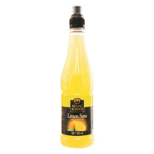 Kemal Kükrer Limon Sosu 500 Ml.