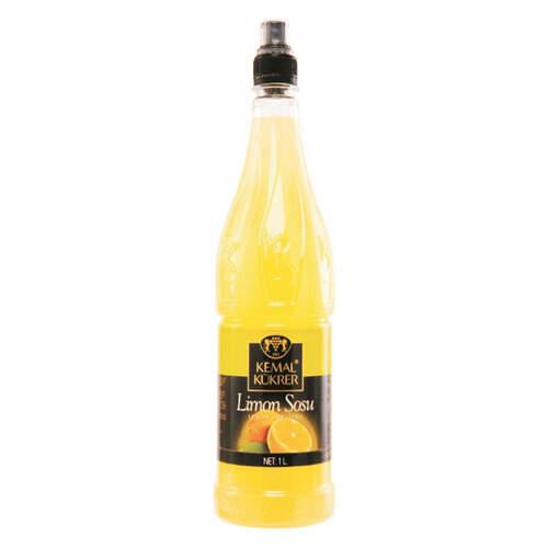 Kemal Kükrer Limon Sosu 1 Litre